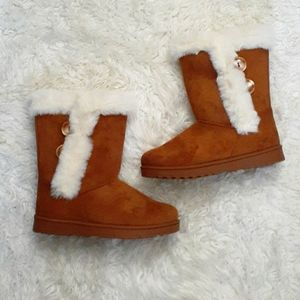 SO Abigail Chestnut Boots Size 9 NWB